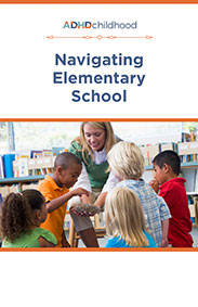 Childhood ADHD Resources - Navigating Elementary School